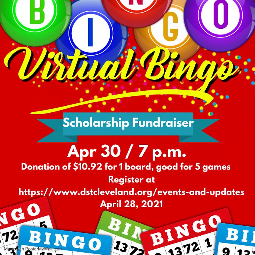 April Virtual Bingo