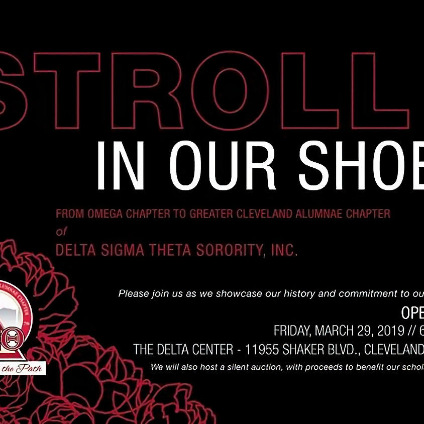 Heritage Celebration: Take a Stroll in our Shoes