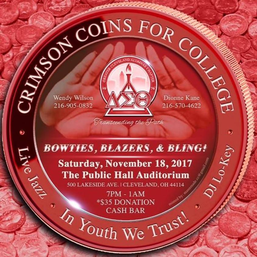 Crimson Coins for College 2018