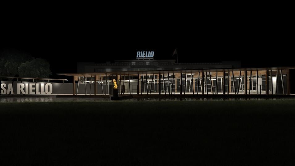 """Progetto preliminare """"casa Riello"""""""