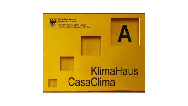 Trifamiliare in legno certificata CASACLIMA ORO