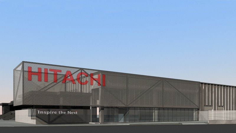 Hitachi Fercad Power Tools Spa
