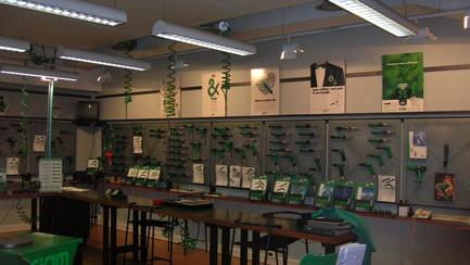 26 Fiam airtool Spa - showroom