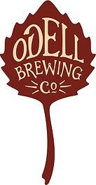 Odell_Logo_Leaf NoFortCollins_2Color.jpg