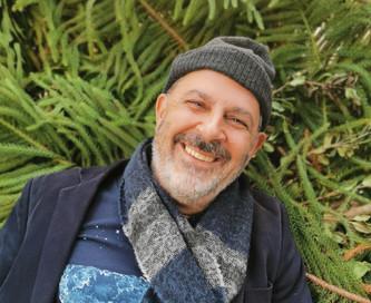 INTERVIEW / Γιώργος Χατζηπιερής                Ο Τεμπέλης Δράκος επέστρεψε με νέο γιορτινό cd!