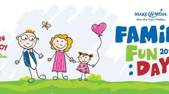 Μια γκρινιάρα και μια κακομαθημένη δίνουν ραντεβού στις 24/9 στη Family Fun Day του Κάνε- Μια- Ευχή