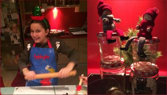 GREEN TWEEN / Τα xmas cookies μας και ένα eco gift γεμάτο αγάπη