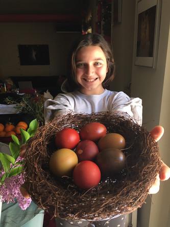 GREEN TWEEN / Τα Eco Easter Eggs της Ιωάννας