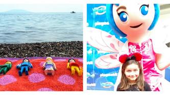 PLAYMOBIL: Στην παραλία τα αφήσαμε, στο... ποτάμι θα τα βρούμε! #24/9 @RiverWest