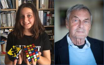 Κύριε Ernő Rubik, θέλετε να παίξουμε;