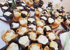 Cupcakes are a wonderful and easy altern