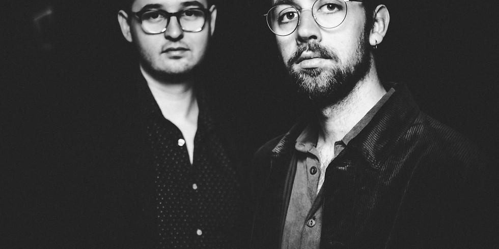 Sam Hylton & Moritz Stahl MM Jazzkomposition Abschlusskonzert   POSTPONED