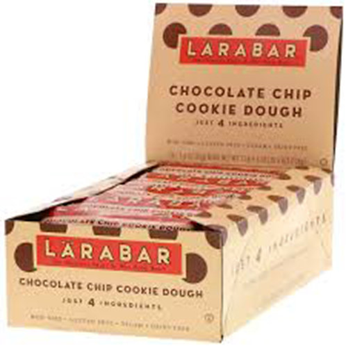 Larabar Peanut Butter Chip Cookie Dough 1.6 oz