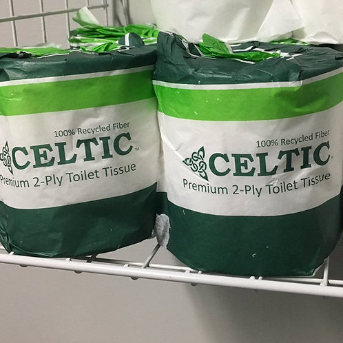 Celtic Premium 2-ply Toilet Tissue