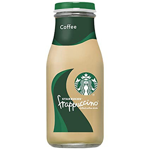 Starbucks Frappuccino Coffee  9.5oz