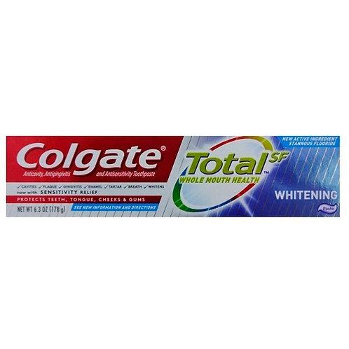 Colgate Total Toothpaste: Whitening Gel 6.3oz