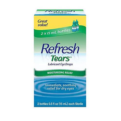 Refresh Tears Lubricant Eye Drops 0.5 fl oz