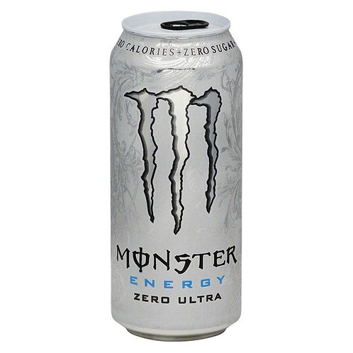 Monster Energy Drink: Zero Ultra 16fl.oz