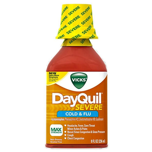 DayQuil Multi-Symptom Relief 8fl oz