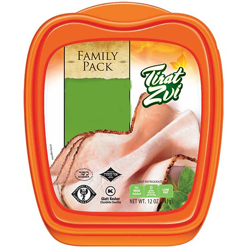 Tirat Zui Family Pack Oven Roasted Turkey Breast 12oz