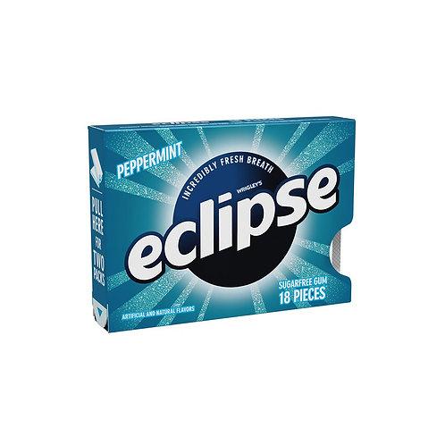Wrigley Eclipse Gum: Peppermint 18 pieces