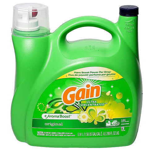 Gain Ultrab Concentrated + Aroma Boost 200 oz