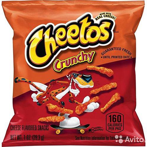 Cheetos: Crunchy 1oz