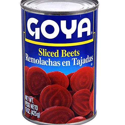 GOYA Sliced Beets 15 oz