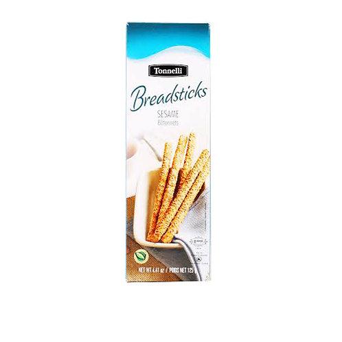 Tonnelli Sesame Breadsticks