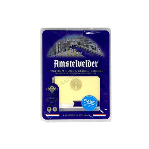 Amsteluelder Premium Gouda Sliced Cheese Clasic 5.29oz