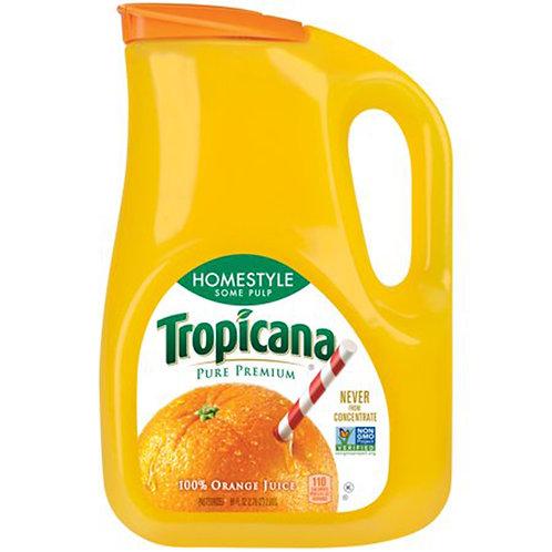 Tropicana Orange Originao No Pulm 52fl Oz