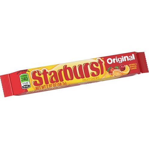 Starburst: Original 2.07oz