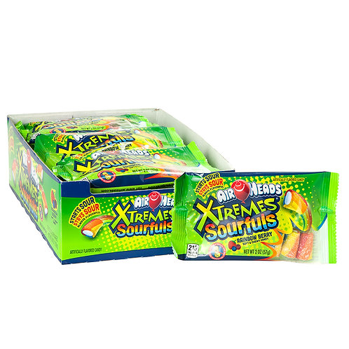 Airheads Xtremes 2 Oz