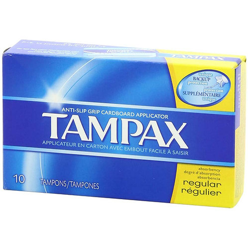 Tampax Regular 10ct