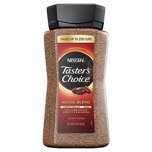 Nescafe TASTER'S CHOICE 14 oz
