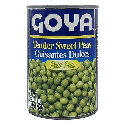 GOYA Tender Sweet Peas 15 oz
