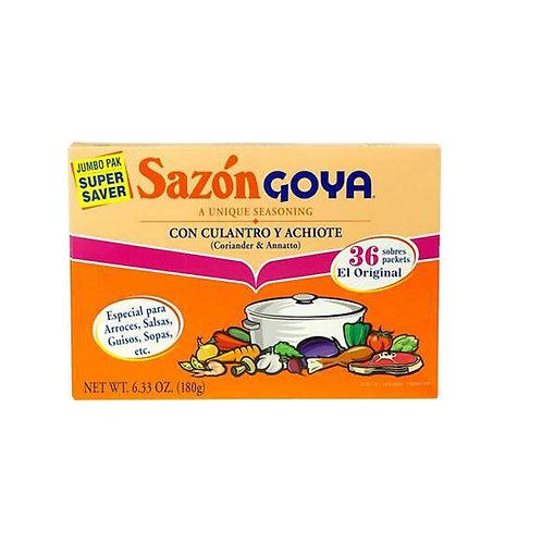 Sazon Goya 3 packets