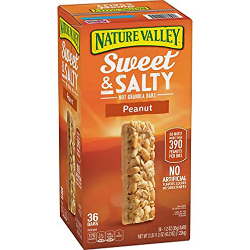 Nature Valley Sweet & Salty Nut Granola Bars Peanut 1.2 oz