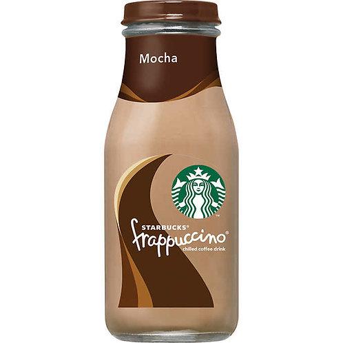 Starbucks Frappuccino: Mocha 9.5oz
