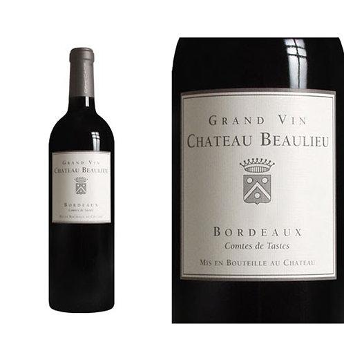 Bordeaux Comte De Beaulieu 2016 750ml