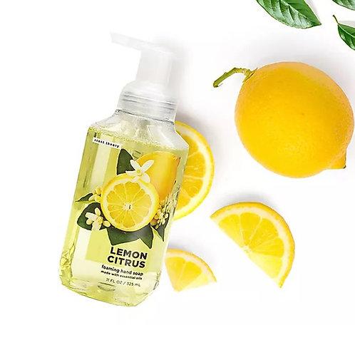Scent Theory Lemon Citrus Foaming Hand Soap, 11 Fl Oz