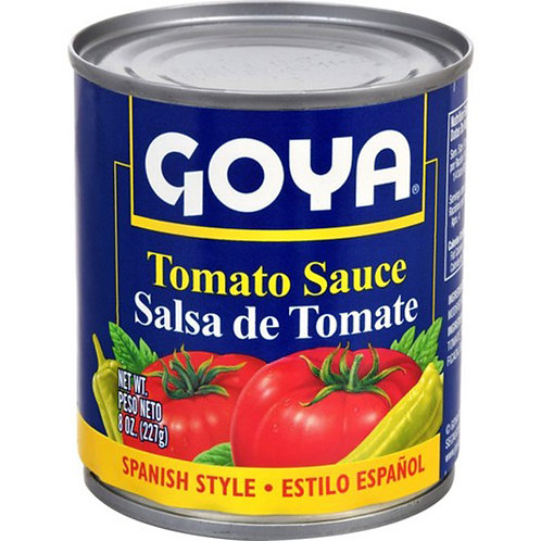 Goya Tomato Sauce 8 oz