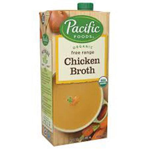 Organic Chicken Stock Soup