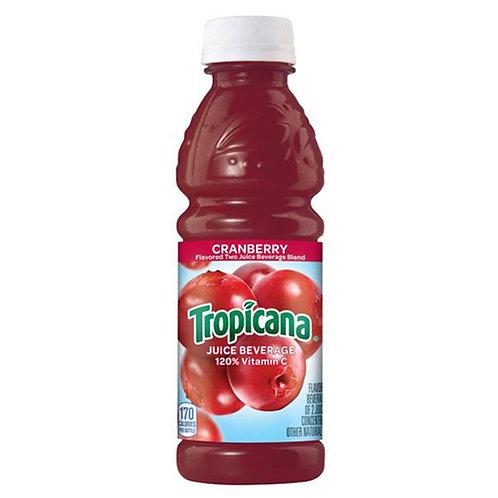 Tropicana Cranberry 10oz