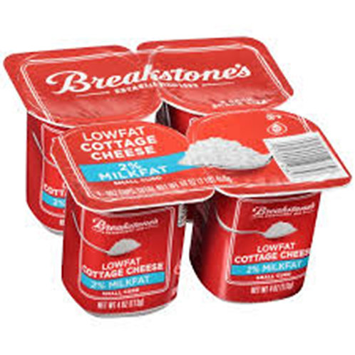 Breakstone's Lowfat 2% Cottage Cheese 4oz