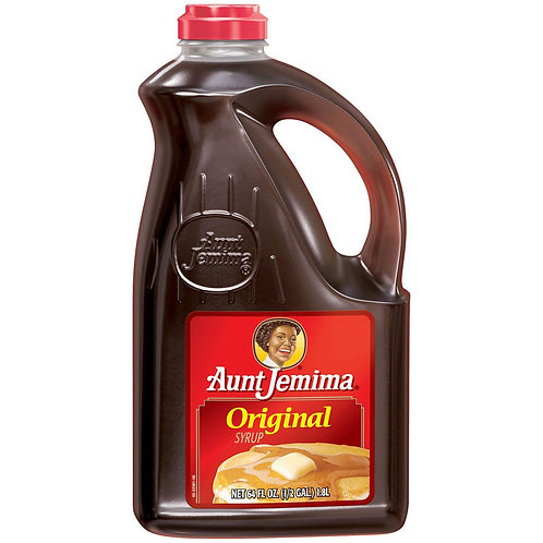 Aunt Jemima Original Syrup 64oz
