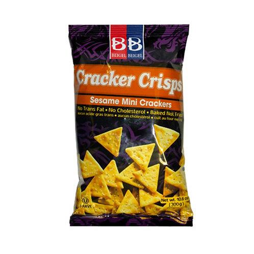B&B Cracker Crisp Triangle Sesame