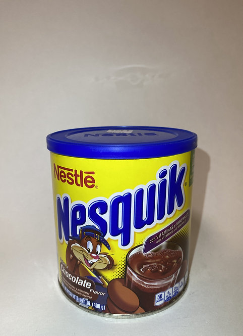 Nesquik Nestle Chocolate Flavor 14.1oz
