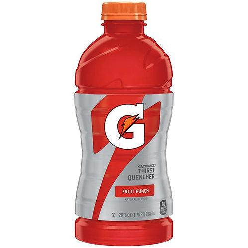 Gatorade Thirst Quencher: Fruit Punch 20fl.oz