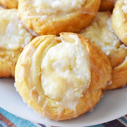 Danish: Cream Cheese